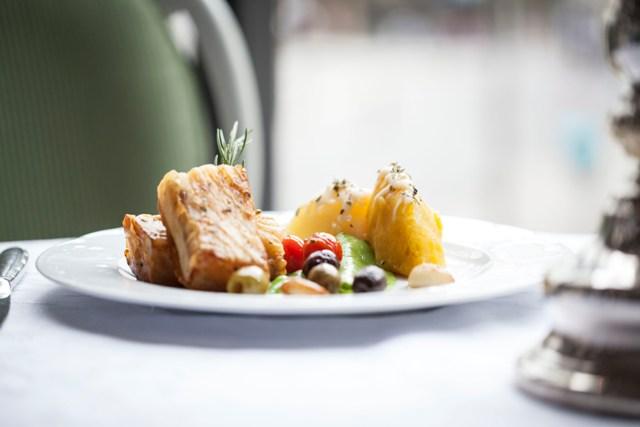 Prato_ Restaurante Le Bourbon
