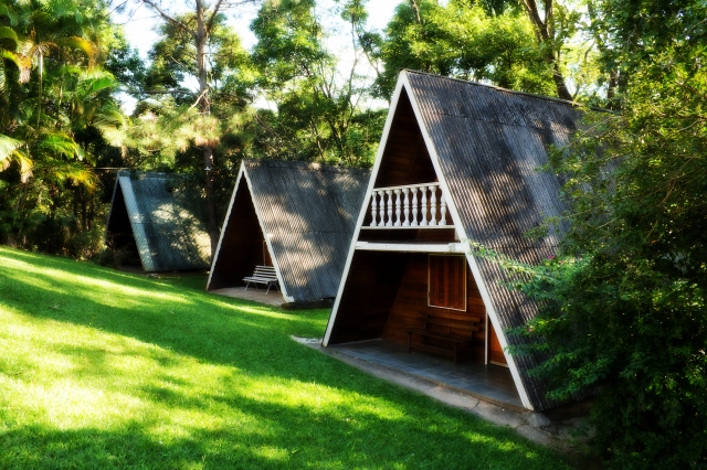 Camping Chapéu de Sol_chalé madeira