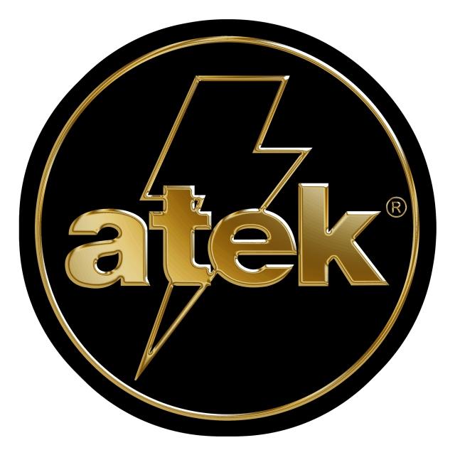 Logotipo ATEK 60cm
